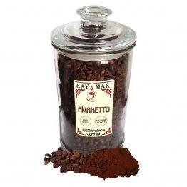 cafea-amaretto-kaymak-borcan-600g
