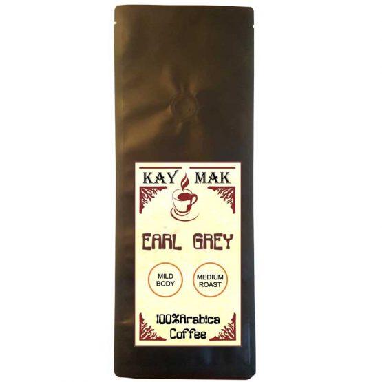 Cafea Kaymak Earl Grey